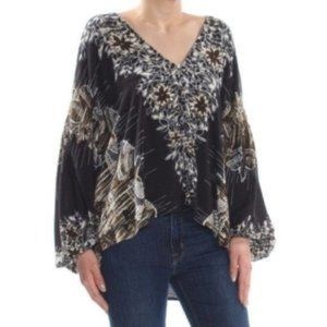 Free People Birds Of A Feather Blouse